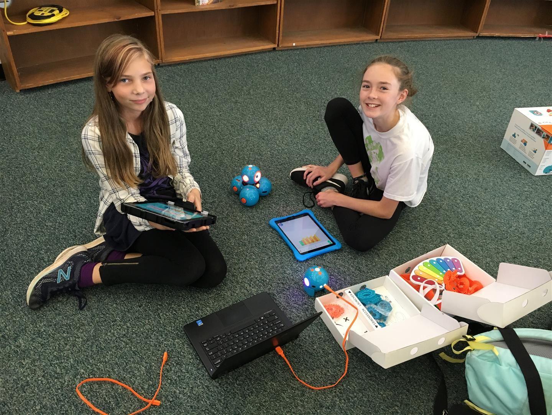 School Clubs And Activities Robotics Club