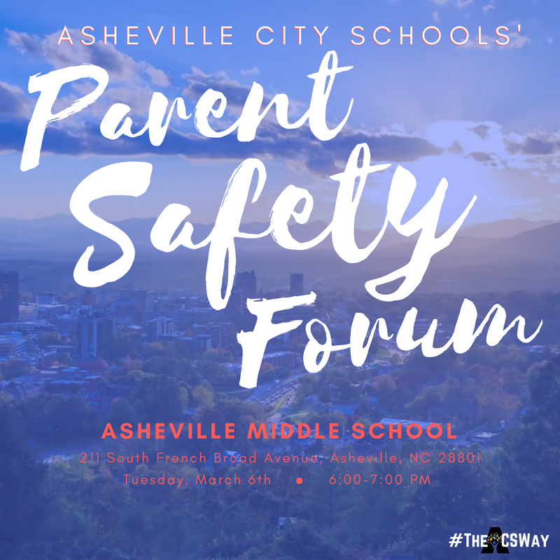 Parent Safety Forum