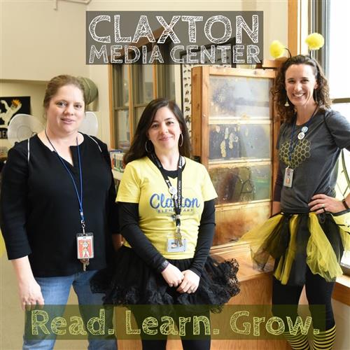 Claxton Media Team