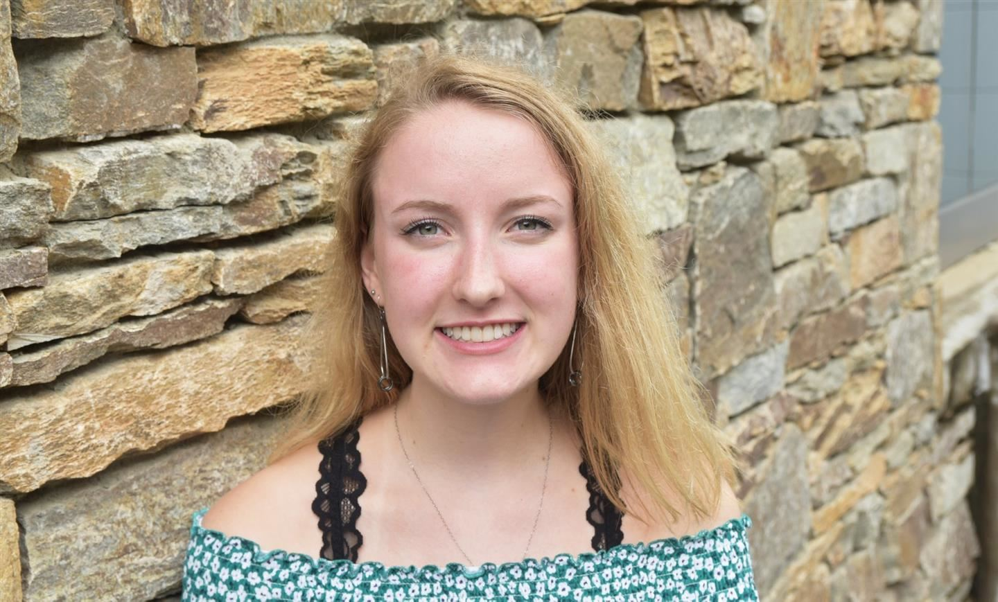 Sawyer Taylor-Arnold Named Asheville High School's Salutatorian