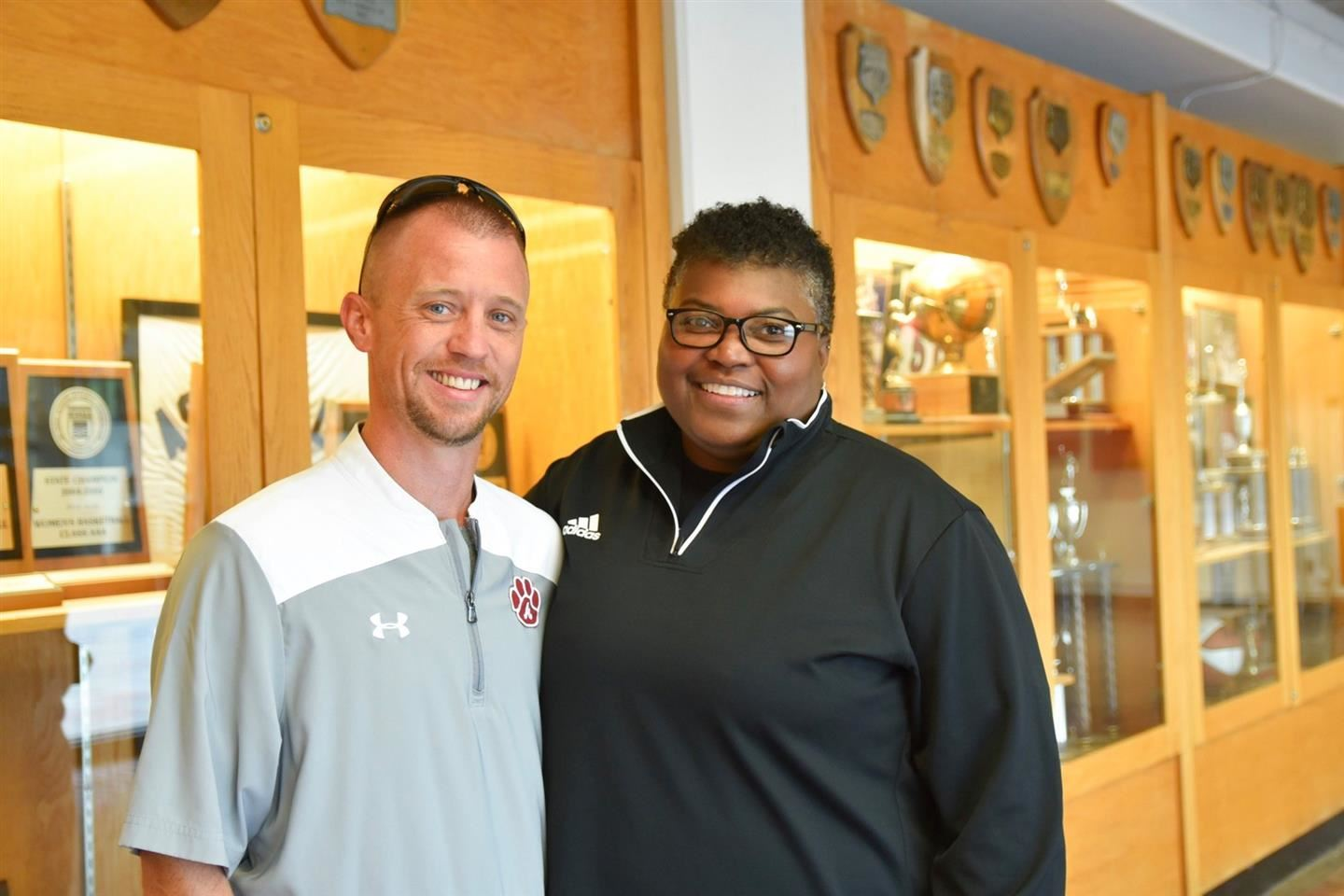 Asheville High School Names Athletic Director Duo